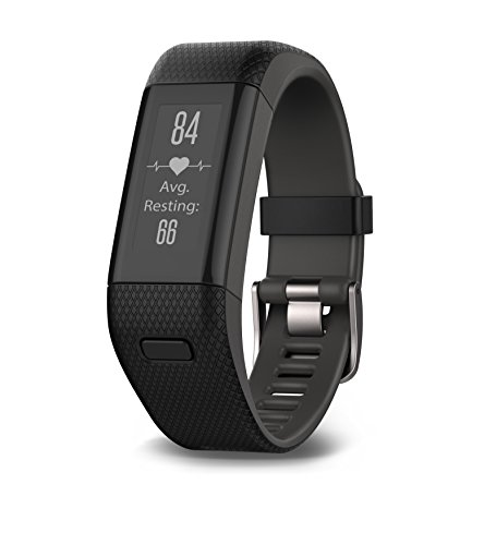 Garmin Approach X40, GPS Golf Band and Activity Tracker with Heart Rate Monitoring, Black
