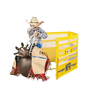 Big Country Toys Bouncy Horse - Kids Hopper Toy - Inflatable Ball with Handles - Rodeo Toys - Farm Toys - Horse Riding Toy: Toys & Games