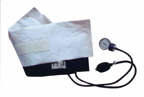 Medline MDS9159 Bladder, BAG, BP, INFLATION, 1 TUBE, Adult, Latex-Free, Large (Box of (Medline Latex Free Inflation Bag)