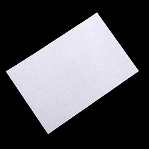 STOBOK 100pcs 16k Carta da Lucido traslucida copiando Calligrafia Scrittura Carta da Disegno
