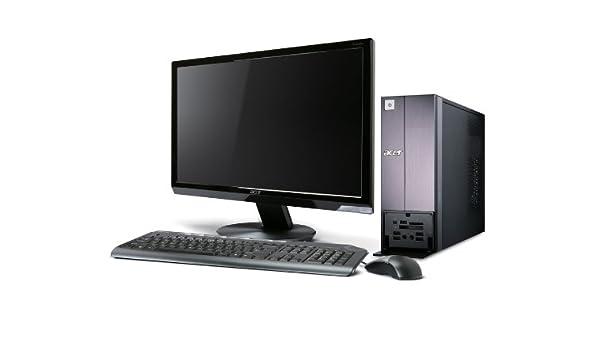 Acer Aspire X5900 3.2GHz i5-650 SFF PC - Ordenador de sobremesa (3,2 GHz, Intel Core i5-xxx, i5-650, 3,46 GHz, Socket H (LGA 1156), 4 MB): Amazon.es: ...