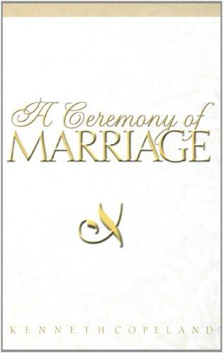 Ceremony Wedding Planner (Ceremony of Marriage)