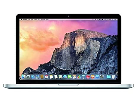 Buy Renewed Apple Macbook Pro A1502 13 3 Inch Laptop 5th Gen Intel Core I5 8gb 256gb Ssd Mac Os Integrated Graphics Silver Online At Low Prices In India Amazon In