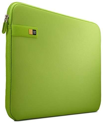 Case Logic 15-16 Inches Laptop Sleeve (LAPS116 Lime Green)