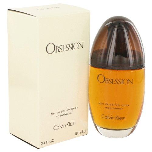 - Ca|vin K|ein Ob.sessîon Perfume For Women 100 ml Eau De Parfum Spray-