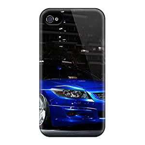 Case88zeng Apple Iphone 4/4s Shock Absorbent Cell-phone Hard Covers Provide Private Custom Attractive Honda Accord Series [PeE2567QJsU]