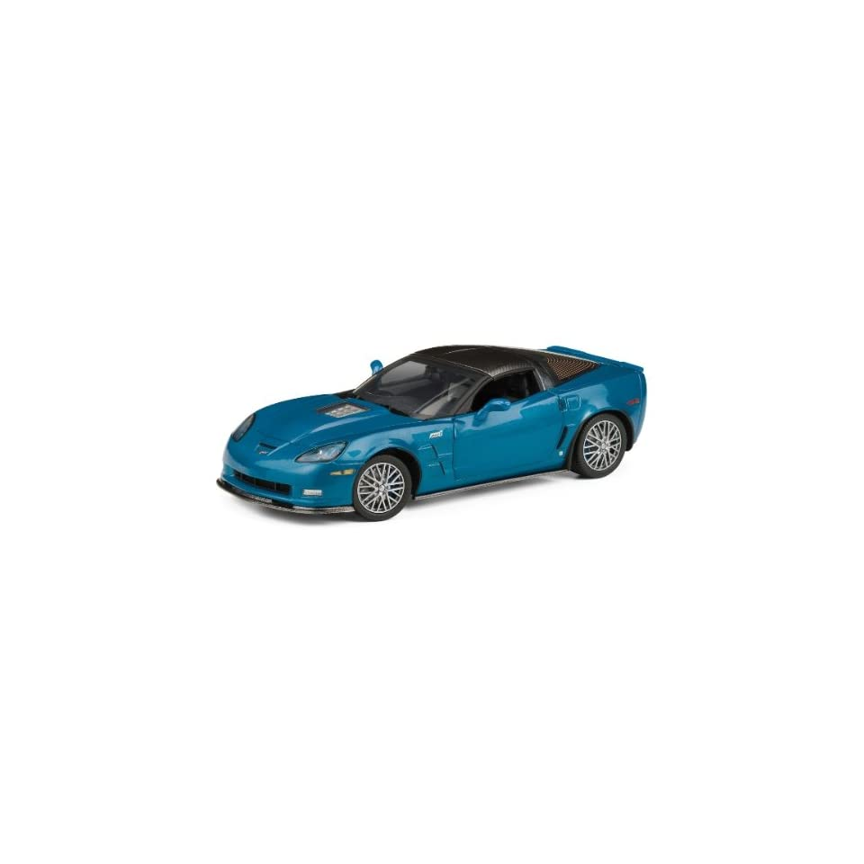 ZR1 Diecast Model by The Franklin Mint in 124 Scale Toys & Games