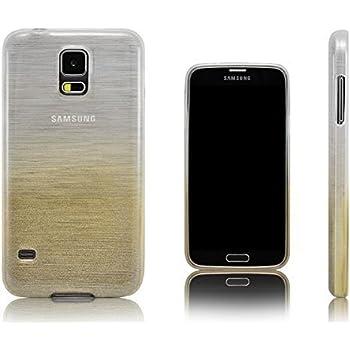 e53ea9daffe Xcessor Transition de Color Funda Carcasa Para Samsung Galaxy S5 SM-G900.  Flexible TPU
