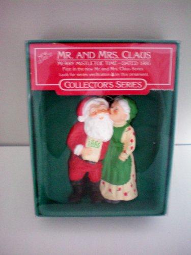 Hallmark - Mr. and Mrs. Claus - Merry Mistletoe Time (1986)