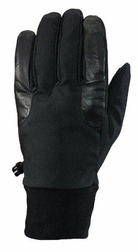 Seirus Innovation Men's Windstopper Blizzard Gloves, Black, - Lining Windstopper