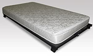 "Hillsdale 5"" High Density Foam Rolled Mattress - Twin"