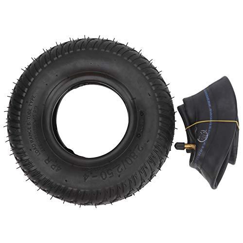 Rubber Band 2.80-2.50-4 Ouderen Scootmobiel Wiel Band Rolstoel Accessoire Tool Met Binnenband Set Voor Ouderen…