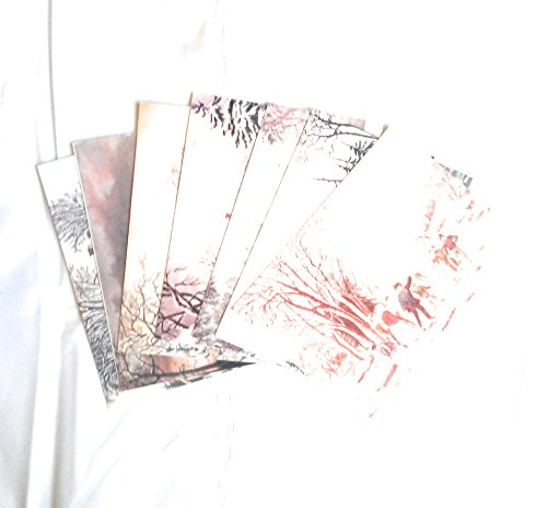 (7 Pack) Christmas Cards-