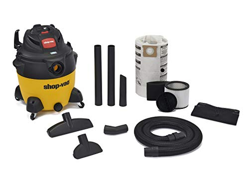 Shop-Vac 18 gallon 6.5 Peak Hp Wet/Dry Vacuum (8251803)