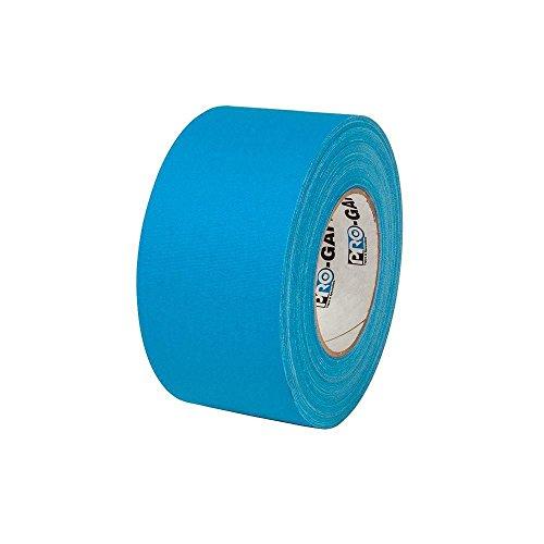 3 in. x 55 yds. Teal Gaffer Industrial Vinyl Cloth Tape (3-Pack) by Pratt Retail Specialties