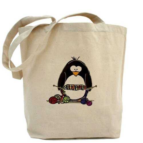 Maglia Pinguino Borsa Borsa Da CafePress da CafePress