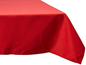 54 Inch Square Polyester Tablecloths