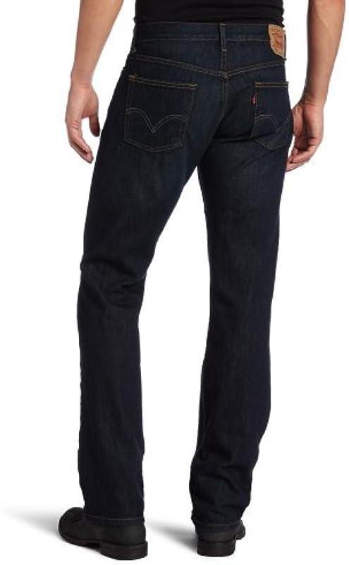 Levi's dżinsy męskie 00514-0308: Odzież