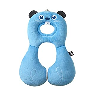 BenBat Travel Friends On The Go Head and Neck Support, Chic, 0-12 Months