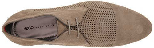 Hugo Door Hugo Boss Mens Virtuol Oxford Shoe Medium Beige