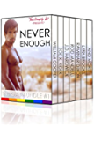Never Enough (The Naughty List Gay Bundles Book 1)