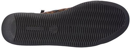 ara Rom - zapatillas deportivas altas de cuero mujer negro (schwarz,moro -06)