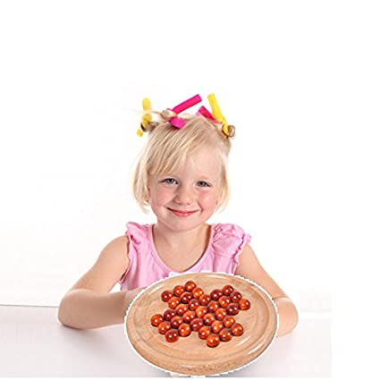 0280ab1a9e56 TOOGOO Rompecabeza Clasica IQ Puzzle de mente Rompecabezas de madera Juego  educativo Juguetes para adultos ninos: Amazon.es: Juguetes y juegos