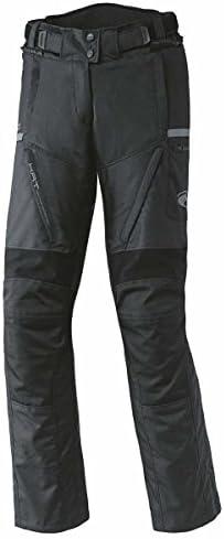 Held Vader Damen Motorradtextilhose, Farbe schwarz, Größe D-S