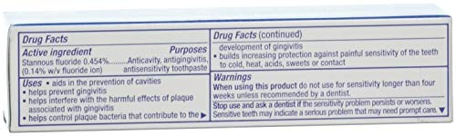 Crest 037000995609 Pro-Health Clean Mint Toothpaste, Smooth Formula 0.85 oz, Travel Size, (36 Pack) by Crest (Image #1)