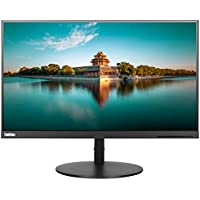 "Lenovo ThinkVision P24h 23.8"" QHD Ergonomic IPS Monitor"