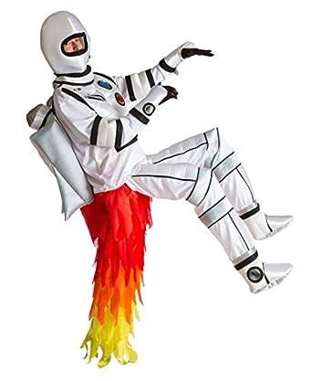 Disfraz de Astronauta Cohete - Hombre, L: Amazon.es: Ropa y ...