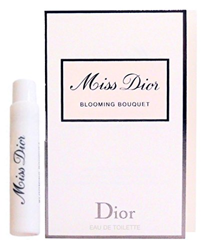 Dior Miss Dior Blooming Bouquet, 0.03 oz Sample (Peony De Toilette Musk Eau White)