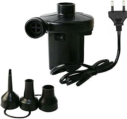 AC Bomba de aire eléctrica hinchable bombas eléctricas 220 - 240 V ...