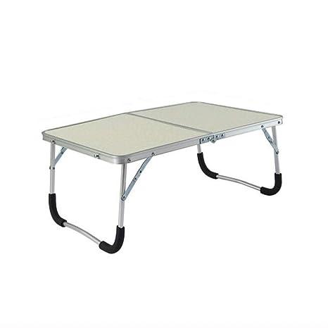 Amazon.com: QIDI Mesa plegable portátil para cama, sofá ...