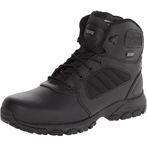 Magnum Men's Response III 6.0 Slip Resistant Work Boot,Black,13 W US