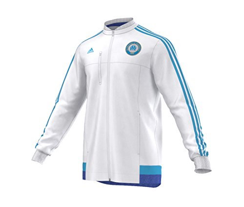 Adidas Olympique Marseille Anthem Jacke Herren