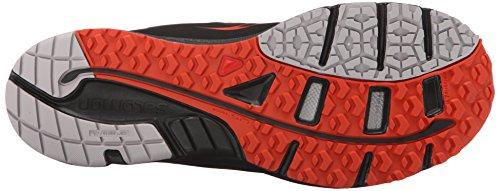 Salomon Men's Sense Mantra 3 Trail Running Shoe Aluminium/Black/Solar Orange discount store 8KG3qDT