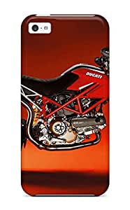 Vicky C. Parker's Shop Best For Iphone 5c Case - Protective Case For JeremyRussellVargas Case 4647014K13981071