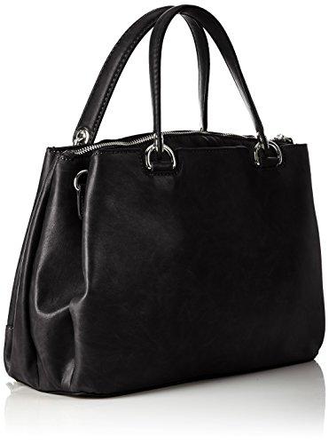 Handbag Noir Black Sac Melanie Tamaris nAqw70pn