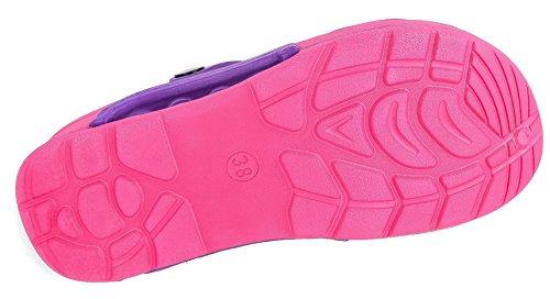 Coolers , Sandales pour femme rose rose