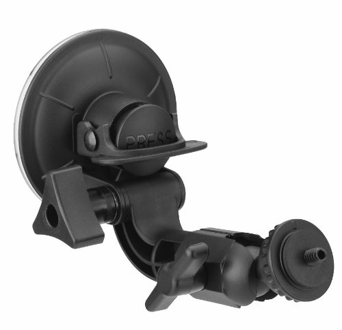 Sony - Action Cam Suction Cup Mount PFVCTSC1