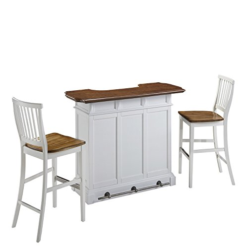Bar and Two Stools