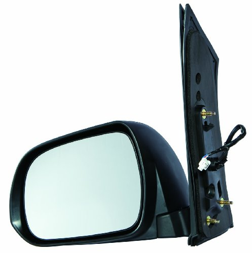 Depo 312-5412L3EB Toyota Sienna Driver Side Textured Non-Heated Power Mirror - Sienna Driver