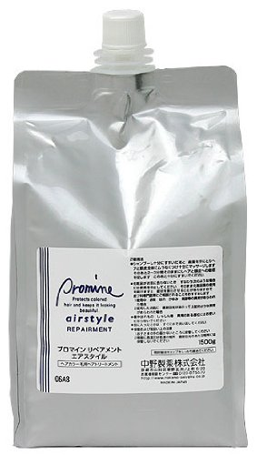 Nakano pharmaceutical Puromain repair instrument air style (hair color hair for hair treatment) Refill 1500g 29306> by Nakano Pharmaceutical