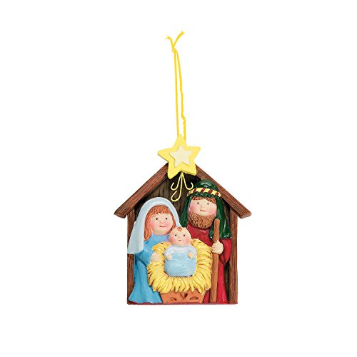 Fun Express Nativity Ornaments by Fun Express