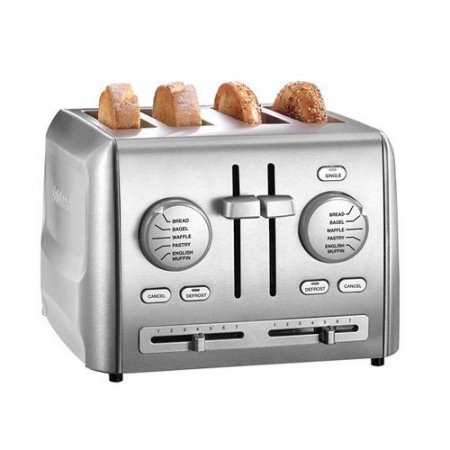 Cuisinart Custom Select 4-Slice Toaster CPT-640 (Infrared Toaster Over compare prices)