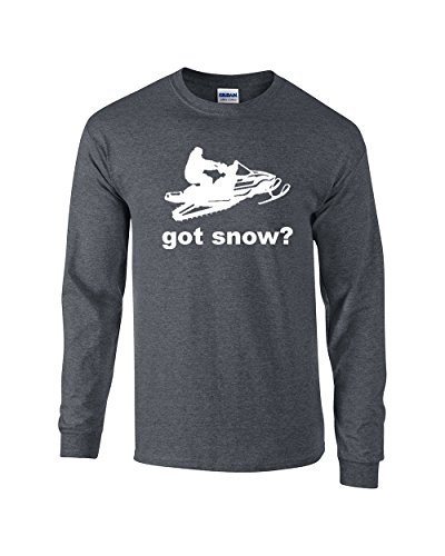 Got Snow Longsleeve T Shirt Snowmobile product image