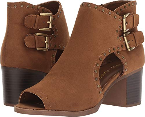 Chestnut Bootie - Dirty Laundry by Chinese Laundry Women's TENSLEY Ankle Boot Chestnut Suede 8.5 M US