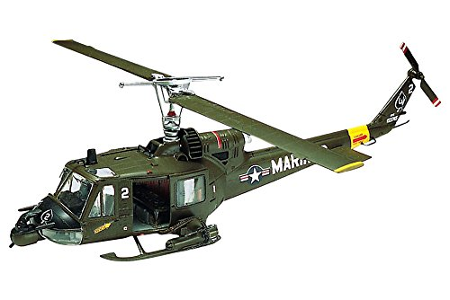 Revell 1:48 Huey Hog Helicopter Plastic Model Kit - Decals Model Kits