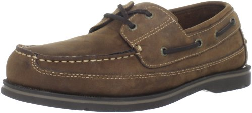 Boat Shoe, Chocolate, 8 M US (Sebago Mens Slip)